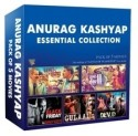 Anurag Kashyap Essential Collection (Set of 5 DVD's): Movie