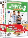 Diary Of Wimpy Kids (3 DVD Combo Pack): Av Media