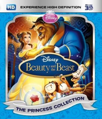 Buy Beauty & The Beast 3D: Av Media