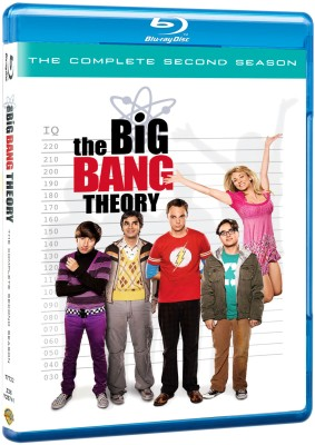 Buy The Big Bang Theory Season 2: Av Media
