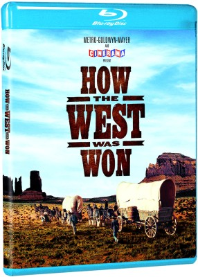 Buy How The West Was Won: Av Media