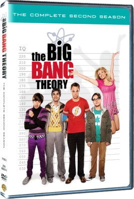Buy The Big Bang Theory: Av Media