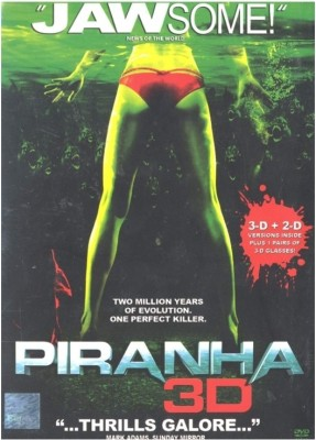 Buy Piranha: Av Media