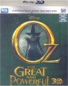 Oz The Great And Powerful 3D: Av Media