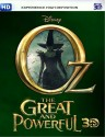 Oz The Great And Powerful 3D: Movie