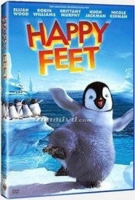 Buy Happy Feet (Take private dance lesson where you dance like Penguin - Stom to the beat, two awsome music videos, Two additional animated sequences.): Av Media