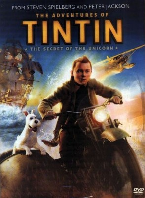 Buy The Adventures Of Tintin: The Secret Of The Unicorn: Av Media