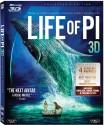 Life Of PI - 3D Blu-ray + DVD: Av Media