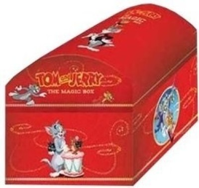 Buy Tom & Jerry- The Magic Box: Av Media