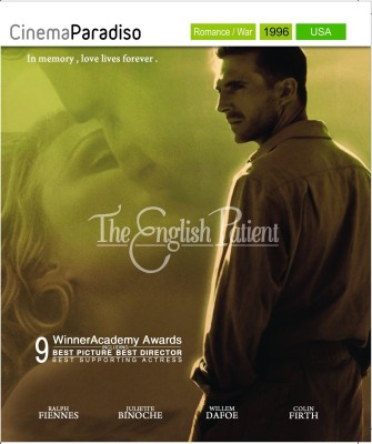 Buy The English Patient: Av Media