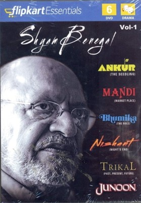 Buy Flipkart Essentials : Shyam Benegal Vol. 1: Av Media