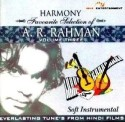 Harmony - Soft Instrumental - A.R. Rahman Vol. 3: Av Media
