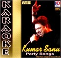Party Songs - Karaoke - Vol. 1 - Kumar Sanu: Av Media