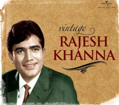 Buy Vintage Rajesh Khanna: Av Media