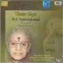 M.S. Subbulakshmi - Suswara Manjari - Vol. 1: Av Media