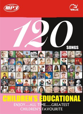 Buy 120 Songs Children's Educational: Av Media
