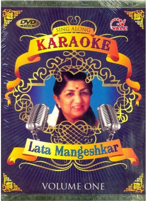 Buy Sing Along Karaoke - Lata Mangeshkar Vol.1: Av Media