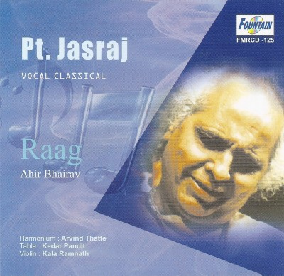 Buy Vocal Classical - Jasraj: Av Media