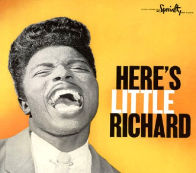 Buy Here's Little Richard: Av Media