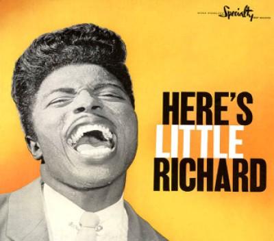 Buy Here's Little Richard: Av Media