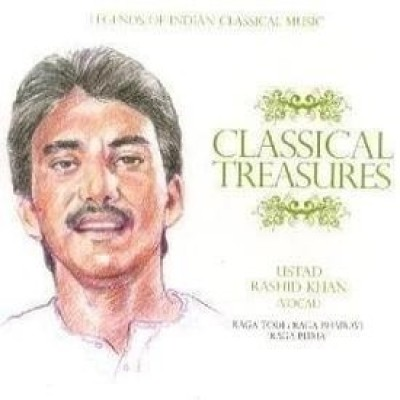 Buy Classical Treasures- Ustad Rashid Khan(V: Av Media