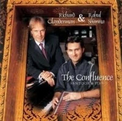 Buy The Confluence - Santoor & Piano: Av Media