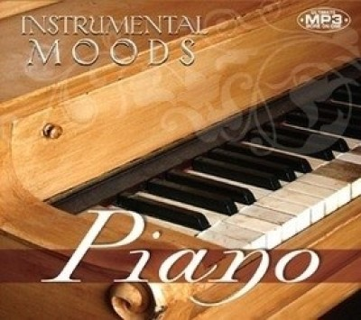 Buy Instrumental Moods - Piano: Av Media