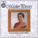 Master Pieces-Veena Sahasrabuddhe: Av Media