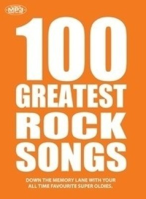 Buy 100 Greatest Rock Songs (Cover Version): Av Media