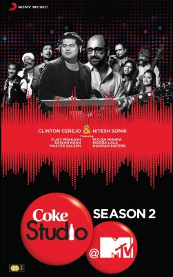 Buy Coke Studio @ MTV Season 2 (Episodes 1 & 2): Av Media