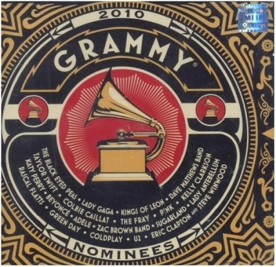 Buy 2010 Grammy Nominees Various: Av Media
