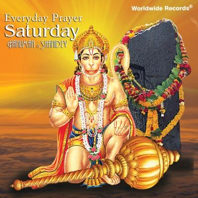 Everyday Prayer Saturday Hanuman Amp Shanidev Music Audio Cd Price In India Buy Everyday