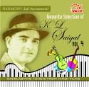 Harmony Soft Instrumental K. L. Saigal Vol.4 - Instrumental: Av Media