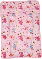 Blue Berrys Fix Pillow Mat Convertible Crib (Cotton, Pink)