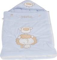 Blue Berrys Baby Wrap Convertible Crib (Cotton, Blue)