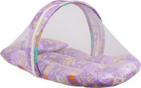 Knotty Kids Baby Bedding Set With Mosquito Net Standard Bunk (Cotton, Purple)