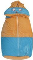 Kidz Corner Baby Wrap Non-convertible Bunk (High Density Fibre, Peach Blue)