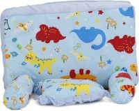 Blue Berrys Baby Bed Convertible Crib (Cotton, Blue Animals)