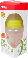 Farlin PP Feeding Bottle 150 CC New Born Flow Nipple (Pack Of 1 Nipple)