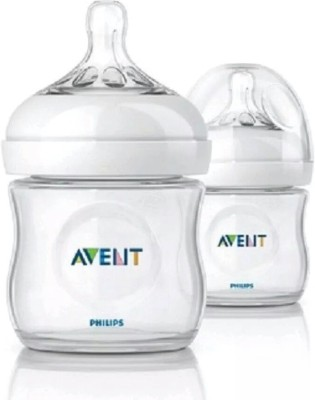 Philips Avent Natural Feeding Bottle Twin - 260 Ml (White)