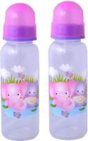 MOMMAS BABY 2pcs Feeding Bottle - 225 Ml (VOILET)