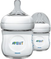 Avent Nat Bottle 125Ml Twin SCF690/20 - 125 Ml (White)