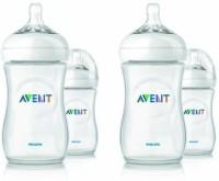 Philips Avent Bpa Free Natural Polypropylene Bottles - 265 Ml (White)