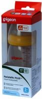 Pigeon Unbreakable Feeding Bottle - 240 Ml (Yellow)