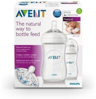 Avent Natural 260ml Twin Pack - 260 Ml (White)