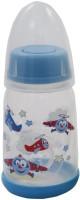 Born Babies Feeding Bottle - 125 Ml (Blue) - BBTEEGZ9ZWHZCT3H