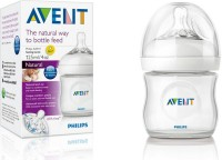 Philips Avent Natural Feeding Bottle 125 - 125 Ml (White)