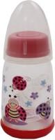 Born Babies Feeding Bottle - 125 Ml (Red)