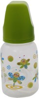 Born Babies Feeding Bottle - 125 Ml (Green)