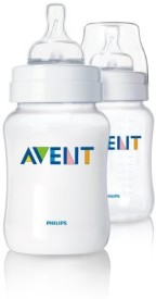 Philips Avent BPA Free Classic Polypropylene Bottle, Opaque - 250 ml